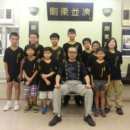 Practical Wing Chun Childrens Classes