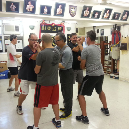 Practical Wing Chun Corporate Events
