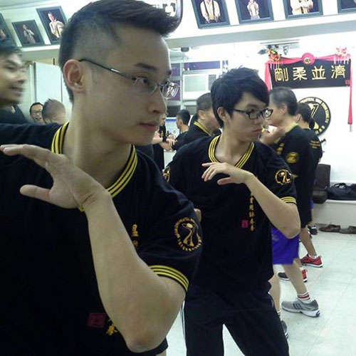 Practical Wing Chun Classes