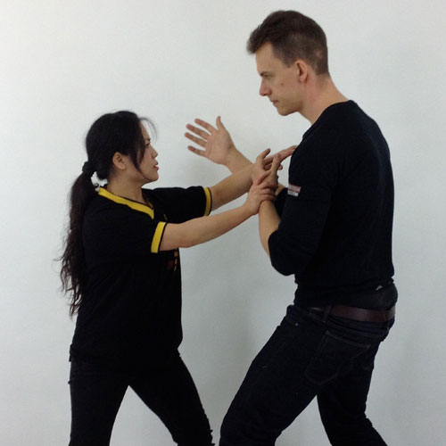 Practical Wing Chun Womens Self-Defence